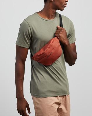 Carhartt Payton Hip Bag - Bum Bags (Cinnamon & Black)