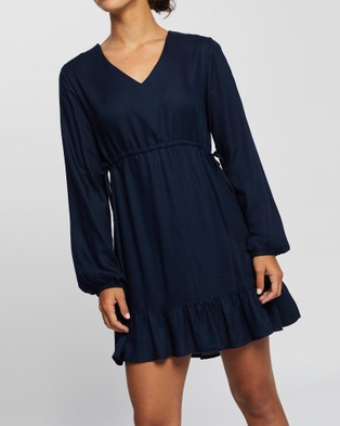 All About Eve Cecile Dress - Dresses (NAVY)