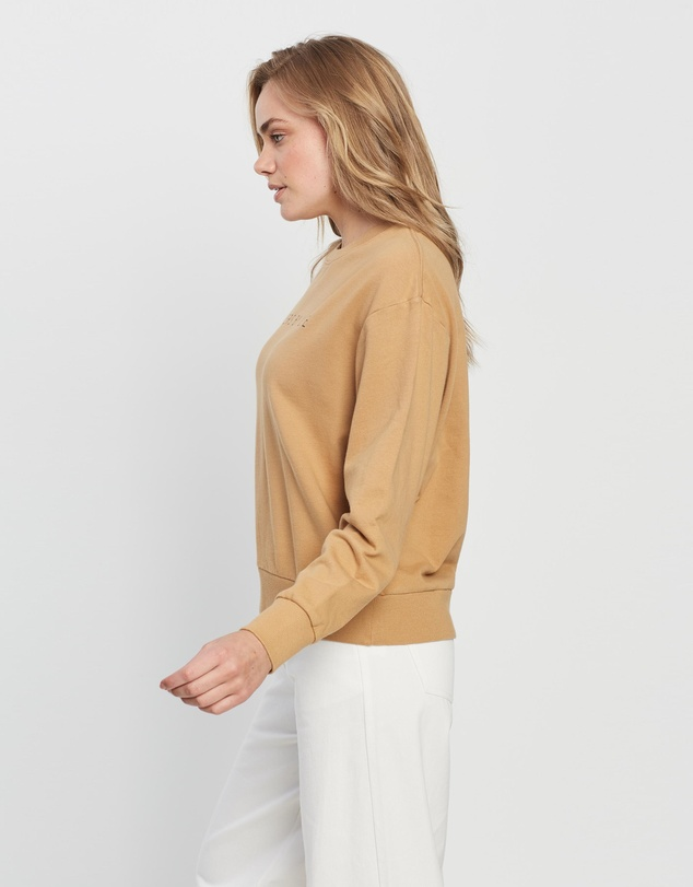 Women Relaxed Sweater