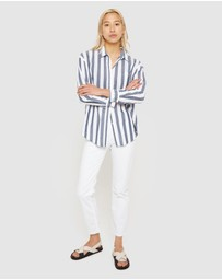 Jag - Lucy Stripe Shirt