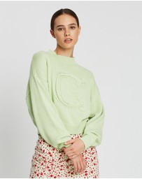 C/MEO COLLECTIVE - What We Had Knit Jumper