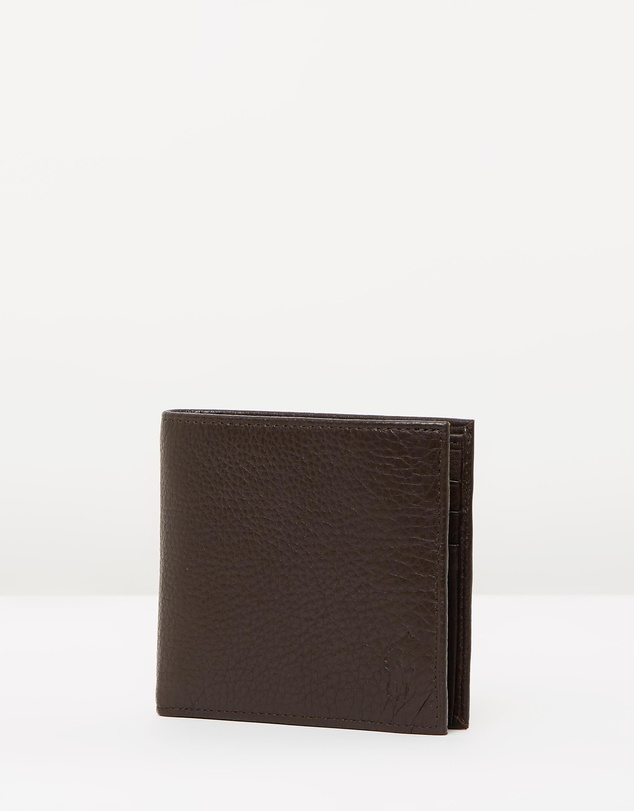 c6fd9ba7 Smooth Leather Wallet