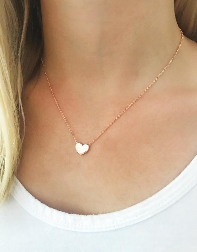 Women Love Heart Friendship Necklaces