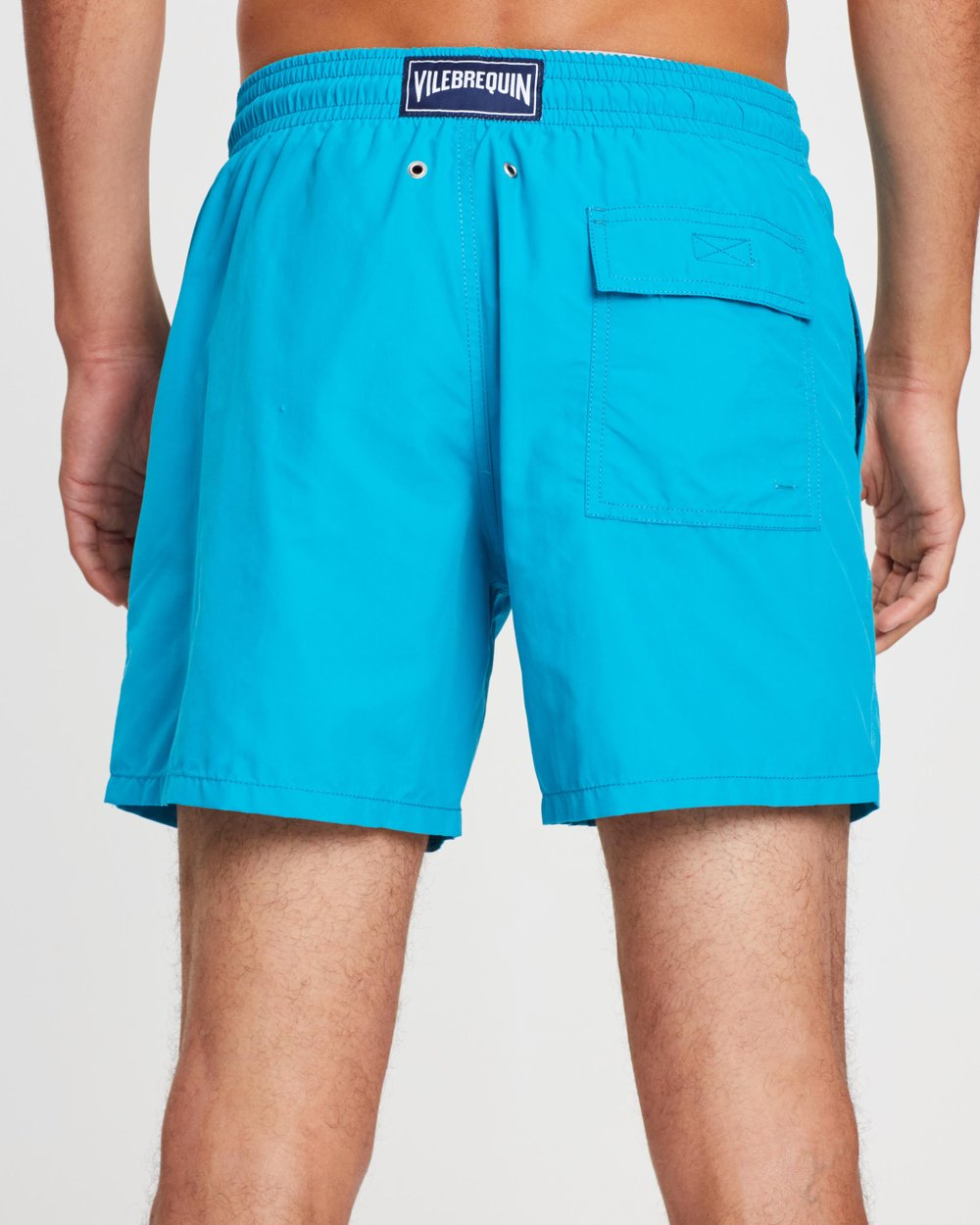 ca3f8dcd5b Double Focus Aqua-Reactive Moorea Swim Trunks by Vilebrequin Online | THE  ICONIC | Australia
