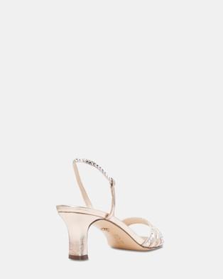 NINA Gerri - Heels (TAUPE)