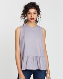 J.Crew - Peplum Top