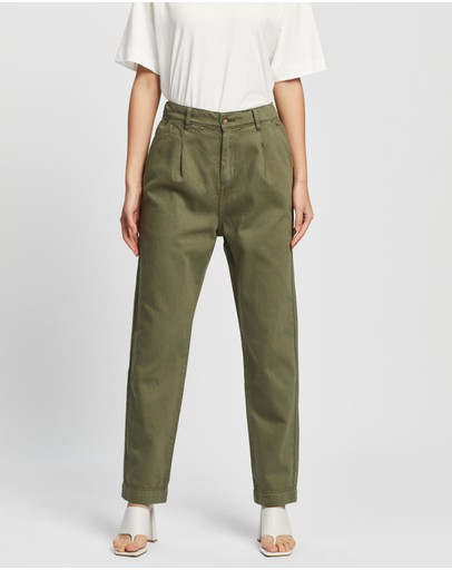 Ceres Life Weekend Pants Soft Olive