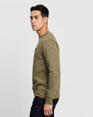 Jack & Jones Otto Front Logo Sweatshirt - Sweats (Dusty Olive)