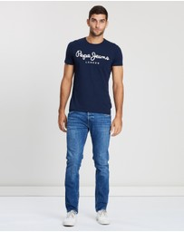 Pepe Jeans - Spike Straight Jeans