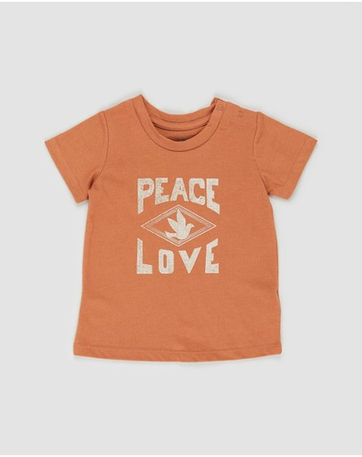 Cotton On Baby - Jamie Short Sleeve Tee - Babies