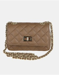 Lux Haide - Sophia Cross Body Clutch Bag