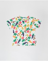 Kip&Co - Vegie Patch T-Shirt - Kids-Teens