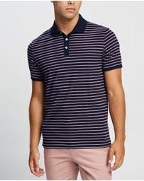 Marcs - Tommy Stripe Polo