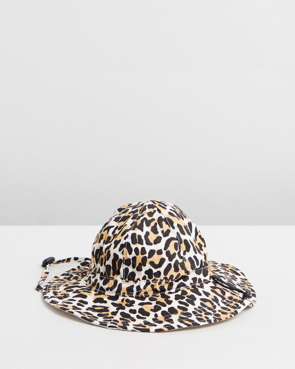 Leopard Floppy Hat by Acorn Kids Online  8f1535de9c48