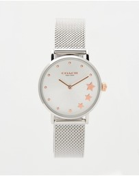 Coach - Perry Two Hands Mesh Ladies Watch