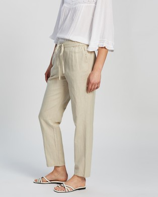KAJA Clothing Natalie Pants - Pants (Natural)