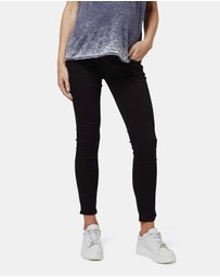 TOPSHOP Maternity - Over the Bump Leigh Jeans