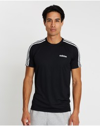 adidas Performance - Design 2 Move 3-Stripes Tee