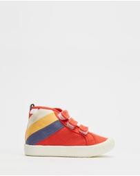 Walnut Melbourne - Play Billie Retro Canvas Sneakers - Kids