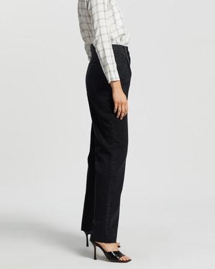 M.N.G Daniela Jeans - High-Waisted (Open Grey)