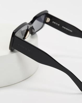 AKILA - Verve 2.0 Sunglasses (Black & Silver)