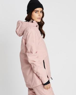 Yuki Threads Meadows Jacket - Coats & Jackets (Dusty Pink)