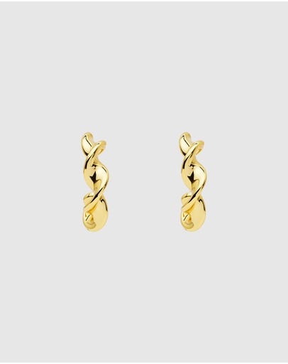 Aje - The Mini Twist Hoops
