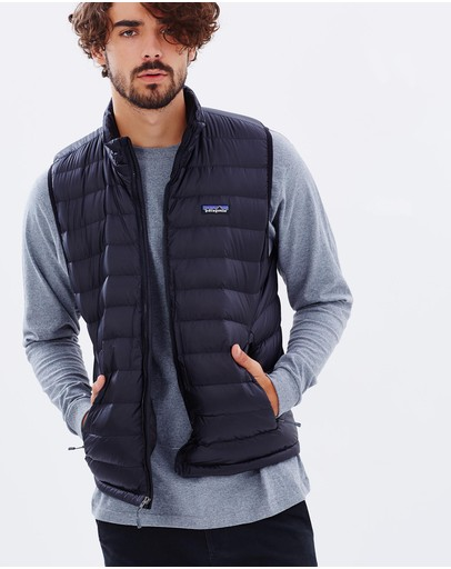 Patagonia - Men's Down Sweater Vest