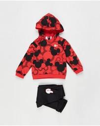 adidas Performance - Mickey Mouse Jogger Set - Babies - Kids