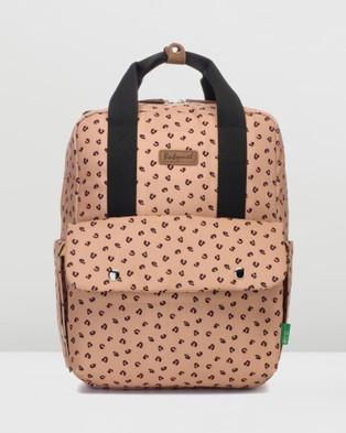 Babymel - Georgi Eco Convertible Backpack - Backpacks (Caramel) Georgi Eco Convertible Backpack