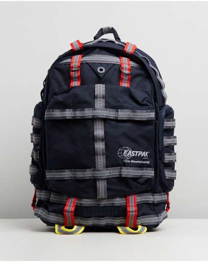 White Mountaineering - Eastpak Reflective Taped Backpack