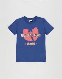 Cotton On Kids - Co-Lab Short Sleeve Tee - Kids-Teens