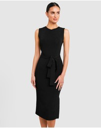 Forcast - Jimena Tie Knit Dress