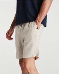 Coast Clothing - Linen Shorts