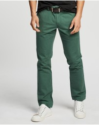 Polo Ralph Lauren - Bedford Flat Stretch Slim Pants