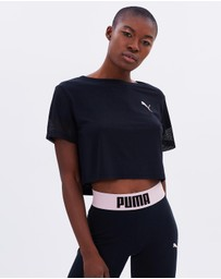 Puma - Xtreme Relaxed Cropped Top