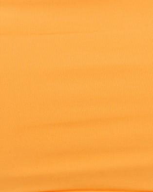 Bond-Eye Swimwear – Brigitte Bandeau Yellow