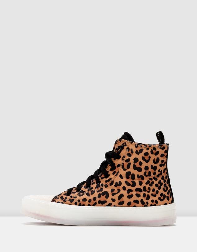 Women Ranger High Top Sneakers