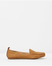 Atmos&Here - Nikita Leather Loafers