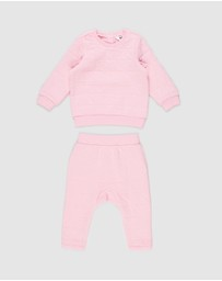 Cotton On Baby - Greer  Emerson Quilted Tracksuit - Babies