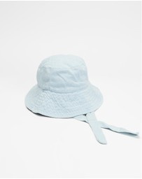 Cotton On Kids - Wide Brim Bucket Hat - Kids
