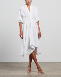KITX - Linen Corset Dress