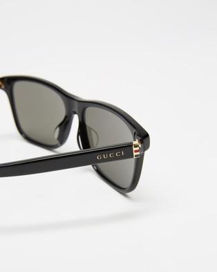 Gucci GG0451SA - Sunglasses (Black)