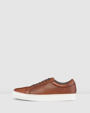 AQ by Aquila Smith Sneakers - Lifestyle Sneakers (Tan)