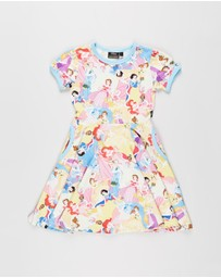Rock Your Kid - Princess Prezzies Waisted Dress - Kids