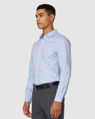 Jack London Bently Shirt - Casual shirts (Blue)