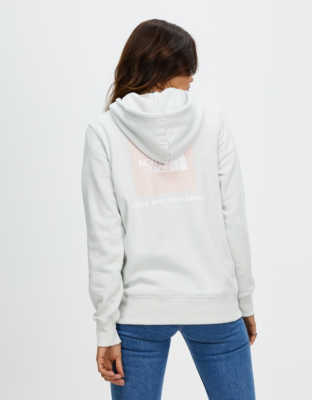 Women Box NSE Pullover Hoodie
