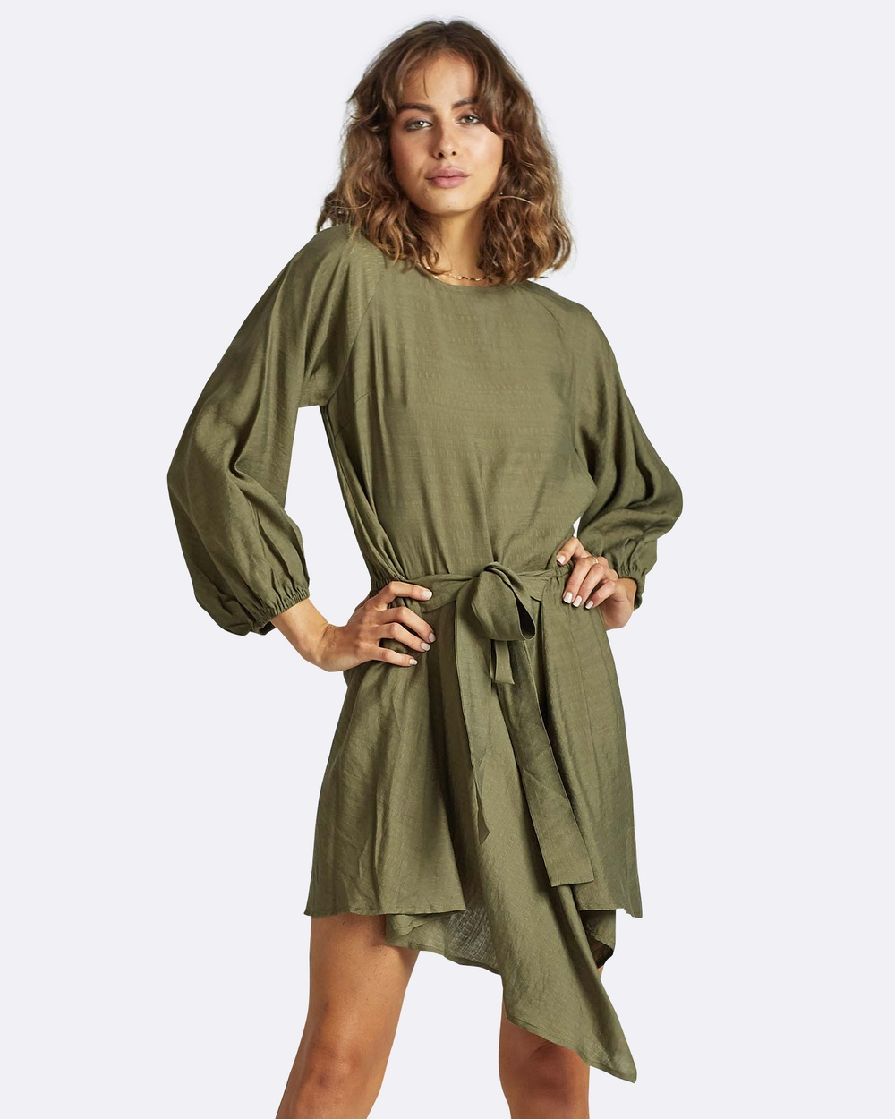 Three of Something Timepiece Dress Dresses KHAKI Timepiece Dress