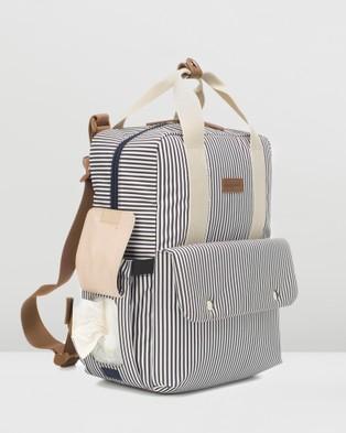 Babymel - Georgi Eco Convertible - Bags (Navy) Georgi Eco Convertible