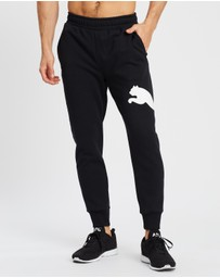 Puma - Big Logo Fleece Pants